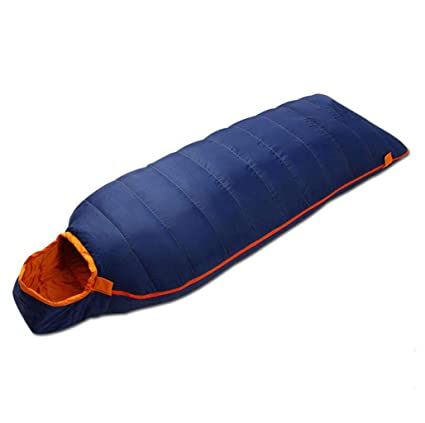 Amazon.com: JBHURF Outdoor Sleeping Bag Adult Autumn and ...