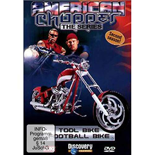 American Chopper the Series - Tool Bike and Football Bike [Import anglais]