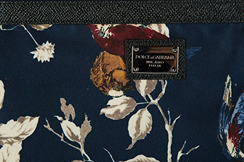 Dolce&Gabbana Handgelenktasche Herrenhandtasche Herren Tasche blu