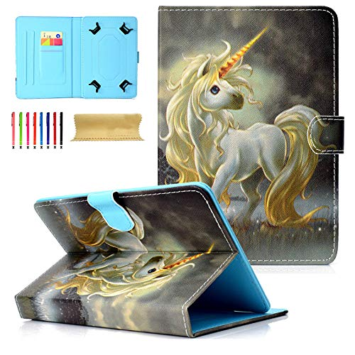 Universal Stand Case for 9-10 inch Touchscreen Tablet...