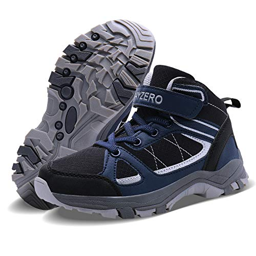 Pictures of Caitin Kids Hiking Boots Lightweight Winter Tennis 4