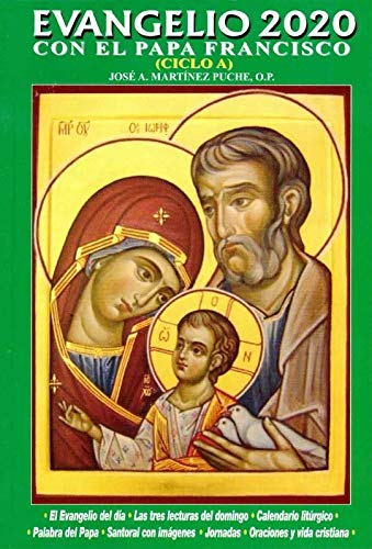 Evangelio 2020: Con el papa Francisco. Ciclo A. Letra grande