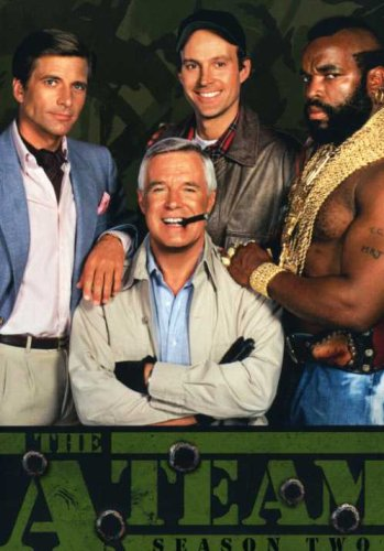 The A-Team - Season Two (A Team Dvd)