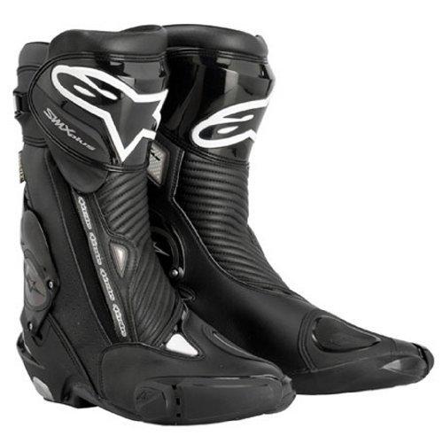 Alpinestars Smx 4 Boot (Alpinestars S-MX Plus Gore-Tex Boots Black US 4 EU 37)