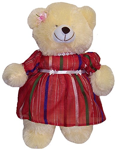 Doll Clothes Superstore Big Bear Red Dress