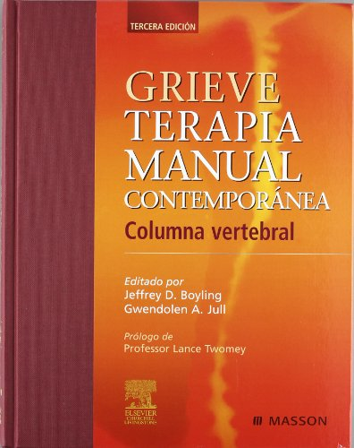 Descargar Libro Grieve. Terapia Manual Contemporánea J.d. Boyling