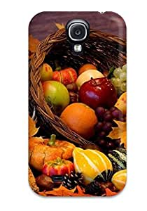 New Style Bareetttt Hard Case Cover For Galaxy S4- Thanksgivings