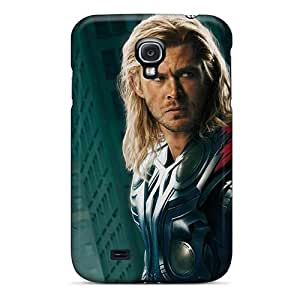 Snap-on Thor And Captain America The The Avengers Case Cover Skin Compatible With Galaxy S4 by icecream design