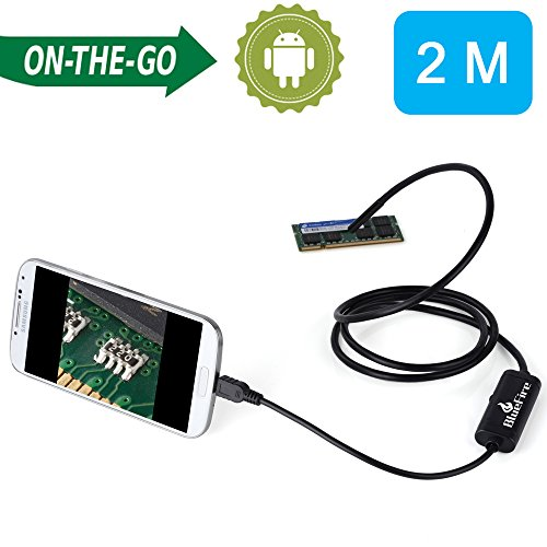 bluefire-7mm-android-endoscope-ip67-waterproof-usb-inspection-snake-tube-camera-2m-cable-for-samsung