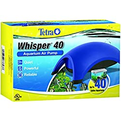 Tetra Whisper Air Pump, For 20 to 40 Gallon Aquariums
