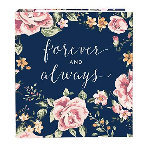 Forever and Always Wedding Planner, 3-Ring Binder, Wedding Binder