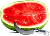 Watermelon Slicer, Corer & Cutter by Nature's Kitchen - Commercial Grade Stainless Steel