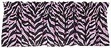 Karin Maki Zebra Valance, Pink For Sale