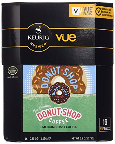 The Original Donut Shop Coffee for Keurig Vue 16 count