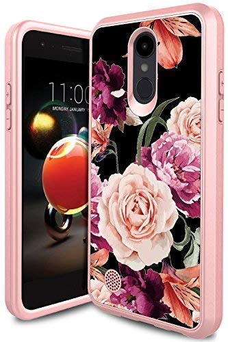 reputable site 2d065 98cce LG Aristo 2 Plus Case, LG Rebel 3 Phone Case, LG Aristo 2 Case, LG Tribute  Dynasty Case, LG Zone 4 Case PURSQ Slim Dual Layer Hybrid Shockproof ...