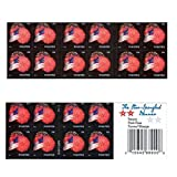 Office Products : USPS Forever Stamps Star-Spangled Banner Booklet of 20 (Fireworks)