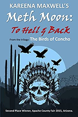 Thriller: Meth Moon: To Hell & Back: A Native American story about meth and how it destroys lives (The Birds of Concho Book 2)