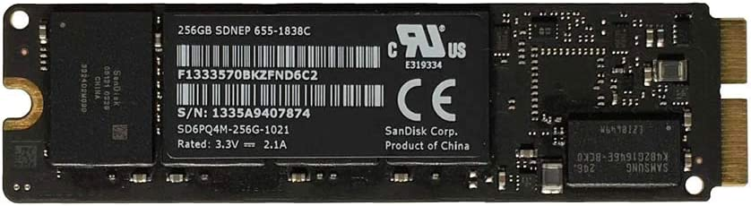"256GB SSD Hard Drive For MacBook Pro Retina 13/"" 15/"" A1502 A1398 Late 2013 2014"