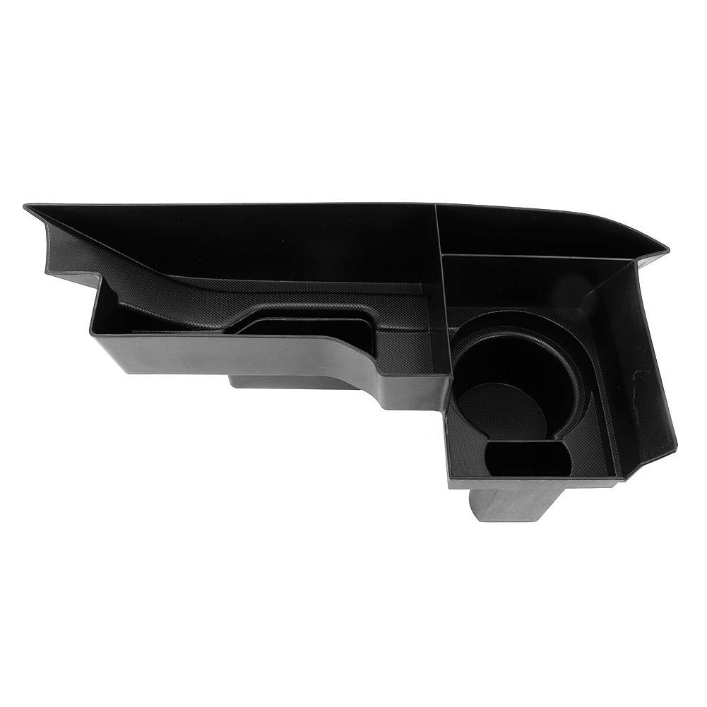 Akozon Left Driving Car Central Console Black Storage Box for Land Rover Discovery 4 2013-2016 by Akozon