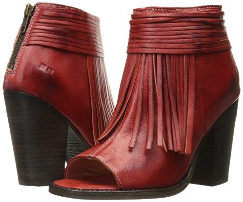 Bed|Stu Women's Olivia Heeled Sandal, Red Ferrari, 9 M US by Bed|Stu (Image #6)'