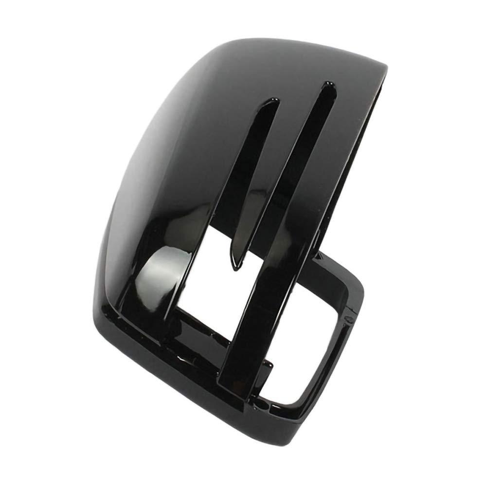 NZNNXN r/étroviseur r/étroviseur capuchon en fibre de carbone panneau de r/étroviseur ext/érieur protection de r/étroviseur de voiture r/étroviseur de voiture r/étroviseur noir bo/îtier de protection l r