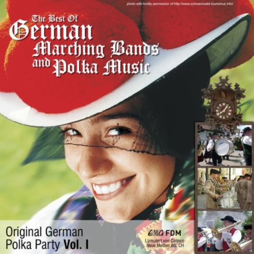 German Band - The Best of German Marching Bands and Polka Music