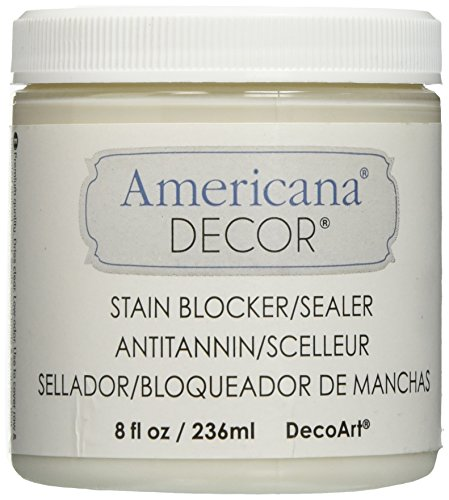 (Deco Art Stain Blocker/Sealer, 8-Ounce, Clear)