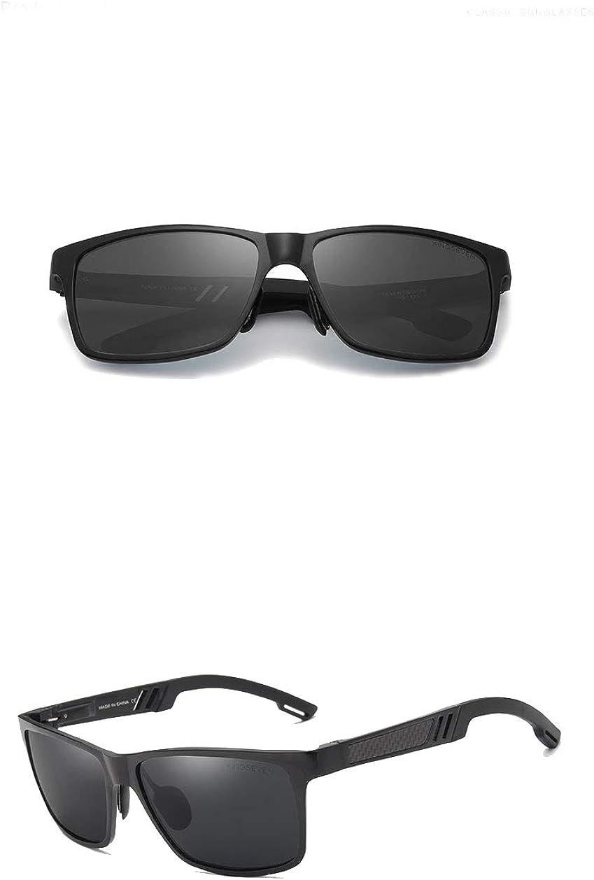 Men/'s sunglasses KINGSEVEN 2019 Aluminium HD Polarized UV400 Mirror,