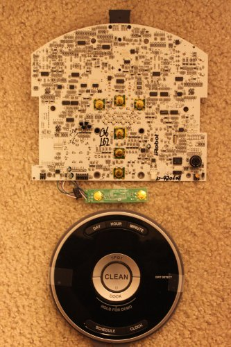 Roomba iRobot 550 PCB Motherboard