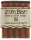 Zum Bar Soap - Frankincense & Myrrh - 3 oz