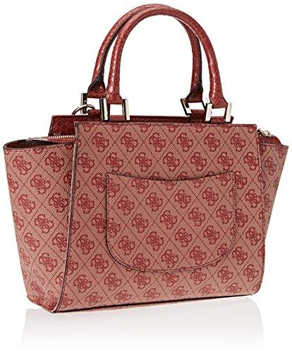 Guess Damen Hwsp6786050 Shopper, Rot (Bordeaux), 10.5x18x24 cm