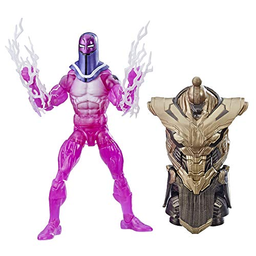 - Hasbro Marvel Legends Series 6-inch Living Laser Marvel Comics Collectible Fan Figure