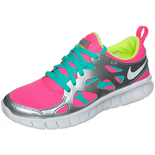 Nike FREE RUN+ 2 (GS) Junior 477701-601 Rose