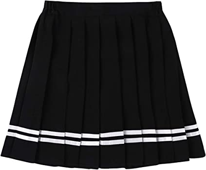 inhzoy Uniforme de Colegiala para Mujer Chica Disfraz de Escolar ...