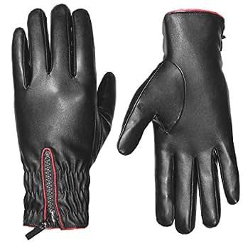 Amazon.com: LETHMIK Black Magic Knit Gloves Unisex Winter
