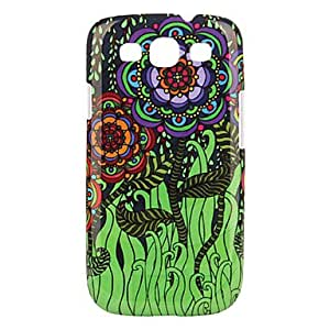 get Plant Pattern Hard Case for Samsung GALAXY S3 I9300