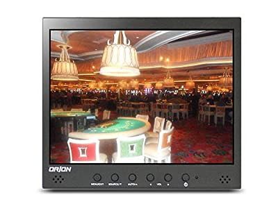Orion Images Corp 9REDP 9.7-Inch Premium LED Backlit LCD Monitor (Black) from Orion Images Corp