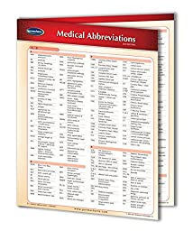 Nursing Quick Reference Guides - 4 Medical Chart Bundle - Medical Study Guide by Permacharts