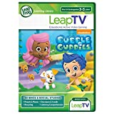 Leapfrog LeapTV Nickelodeon Bubble Guppies Active Video Game