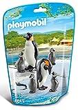 Playmobil - 6649 - Le Zoo - Famille De Pingouins