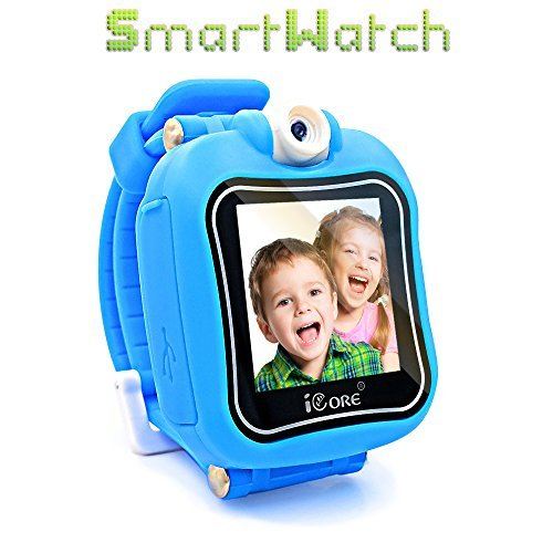 iCore Smart Watch for Kids review