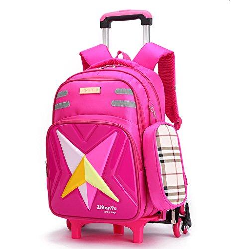 0ecd1ec1e7d0 Rolling School Bags for Girls