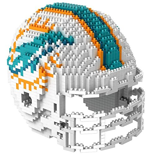Miami Dolphins Nfl Football Helmet - 2