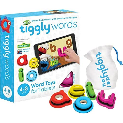 Interactive Learning Toys | Includes 4 Reading and Spelling
