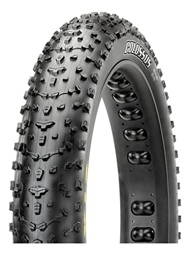 Maxxis Colossus 26x4.80 Foldable Dual EXO Tubeless Ready 120TPI Black by Maxxis
