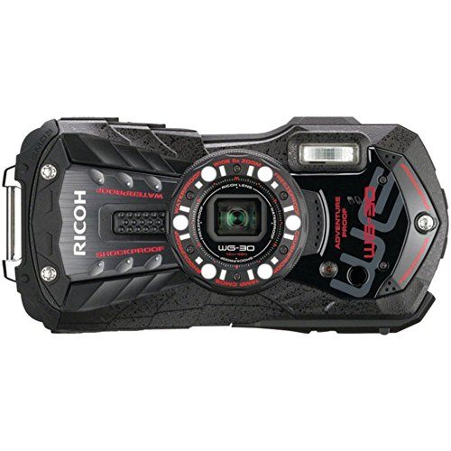 RICOH 04623 16.0 Megapixel WG-30w Digital Camera  Electronic