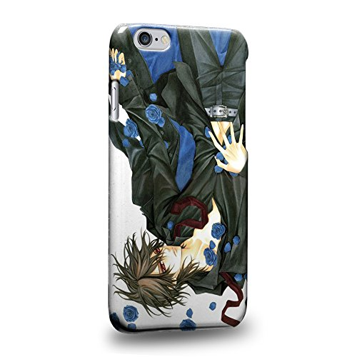 """Case88 Premium Designs Vampire Knight Kaname Kuran 2069 Protective Snap-on Hard Back Case Cover for Apple iPhone 6 (4.7"""")"""