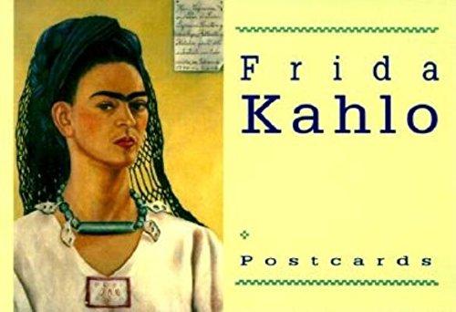 Frida Kahlo Postcards[PSTCD-FRIDA KAHLO][Novelty] - Frida Kahlo Postcard