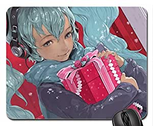little miku Mouse Pad, Mousepad (10.2 x 8.3 x 0.12 inches)