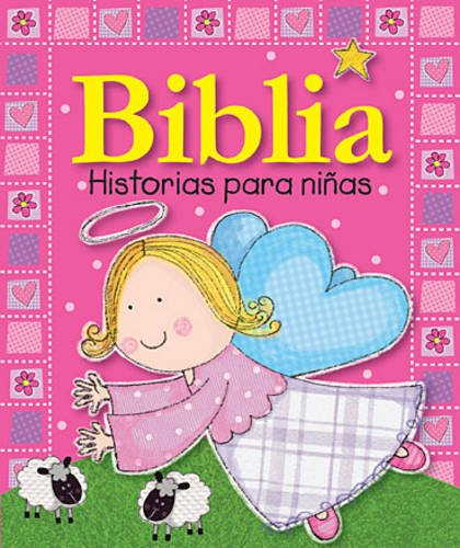 Download Biblia historias para niñas (Spanish Edition) pdf